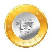 Drone Show Coin